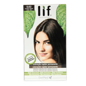LIF HAIR COLORS 5.02 CASTANHO CLARO CAFE