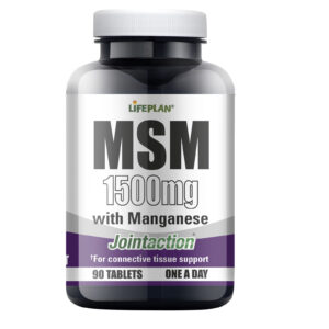 MSM com manganês 1500mg - 90 comprimidos