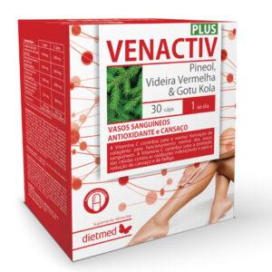 VENACTIV PLUS 30 CAPSULAS