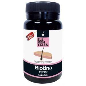 Biotina 120 comprimidos