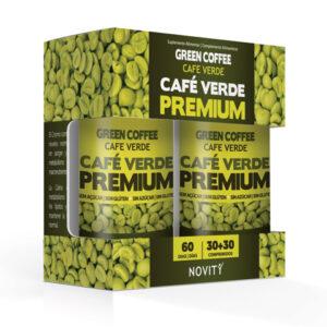 CAFE VERDE PREMIUM (30+30) COMPRIMIDOS