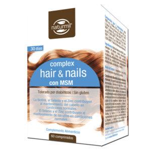 HAIR & NAILS COMPLEX 60 COMPRIMIDOS