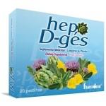 HepD-gés 20 pastilhas