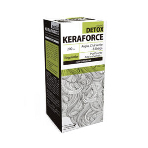 KERAFORCE DETOX COM KERATINA 200ML CHAMPO