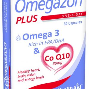 Omegazon Plus capsulas by Healt haid