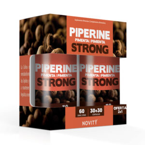 PIPERINE STRONG (30+30) CAPSULAS