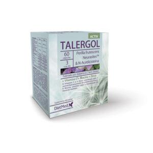 TALERGOL 60 CAPSULAS
